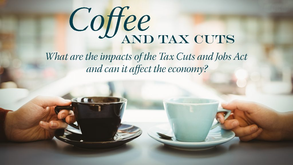 Coffee and Tax Cuts title image