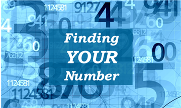 Finding Your Number