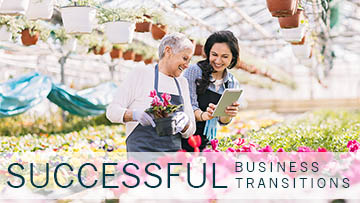 Successful Business Transitions